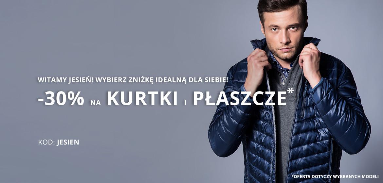 Pako Lorente: 30% rabatu na wybrane kurtki i płaszcze