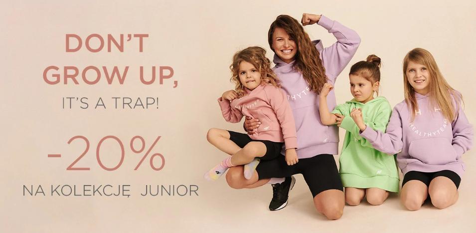 4F: 20% zniżki na kolekcję dla dzieci