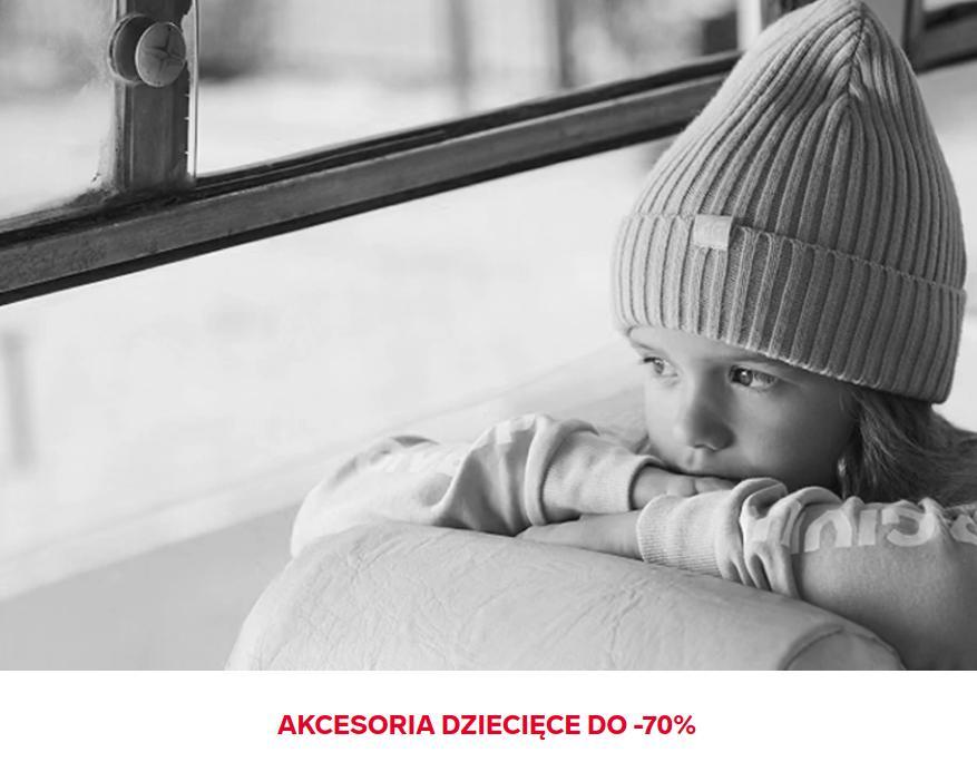 4F: wyprzedaż do 70% zniżki na akcesoria dla dzieci