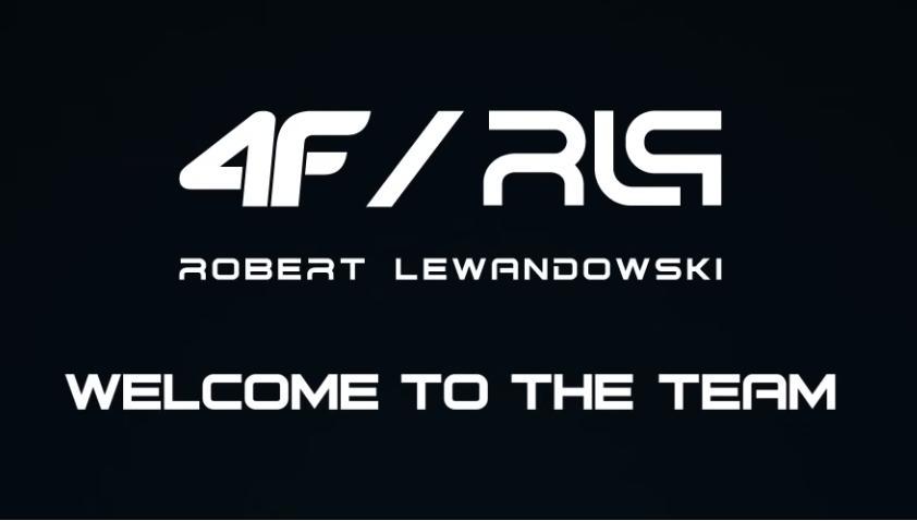 4F: nowa kolekcja 4F Roberta Lewandowskiego