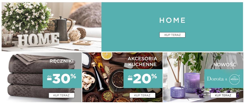 5.10.15.: do 50% zniżki na wyposażenie wnętrz m.in. ręczniki, akcesoria kuchenne, świece zapachowe