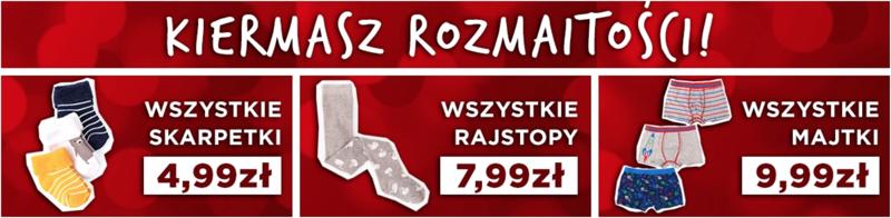 5.10.15.: ubrania dziecięce już od 4,99 zł                         title=