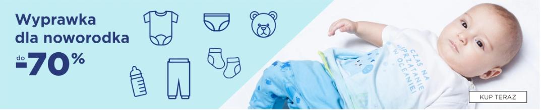 5.10.15. 5.10.15.: do 70% zniżki na wyprawkę dla noworodka