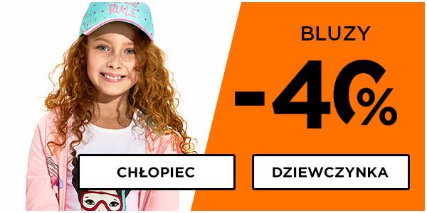 5.10.15.: 40% rabatu na bluzy dla dzieci