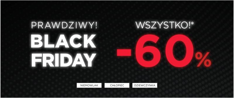 5.10.15.: Black Friday 60% rabatu na odzież dziecięcą                         title=