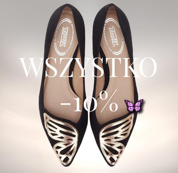 7mil: 10% rabatu na obuwie damskie - cały asortyment