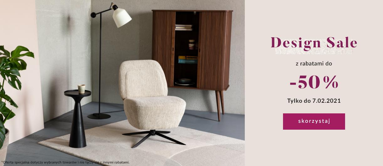 9design: do 50% zniżki na designerskie meble, dodatki i lampy - Design Sale