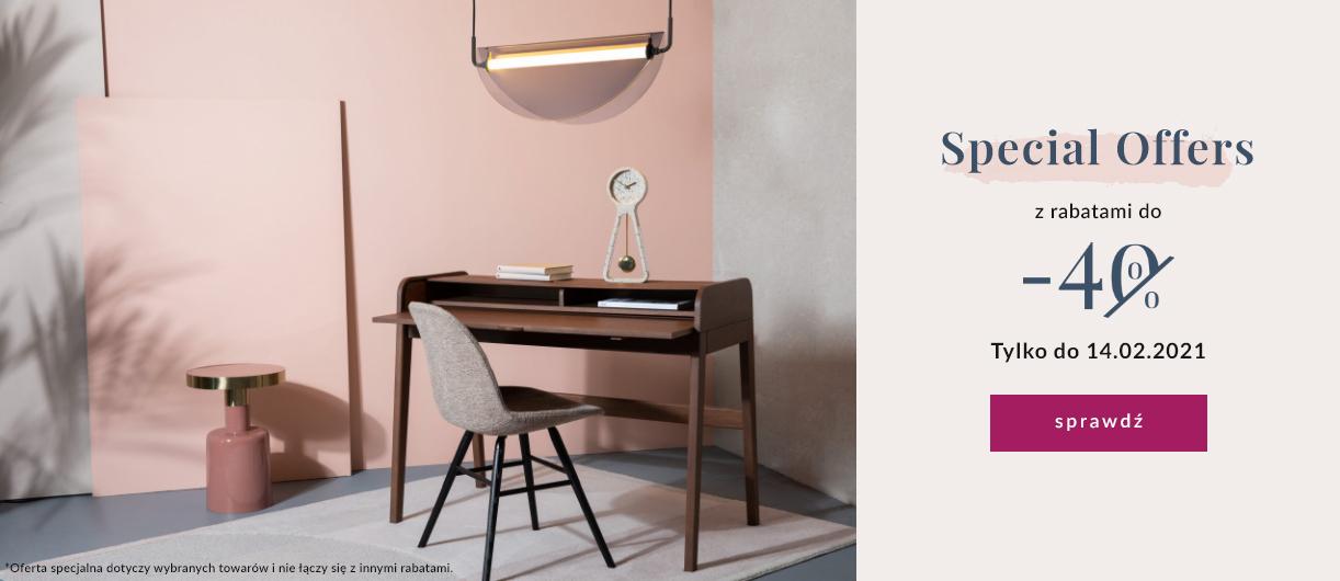 9design: do 40% rabatu na meble, wyposażenie wnętrz, lampy, dodatki