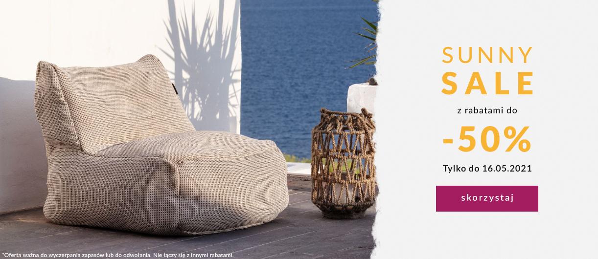 9design 9design: wyprzedaż do 50% zniżki na produkty do domu i ogrodu - Sunny Sale