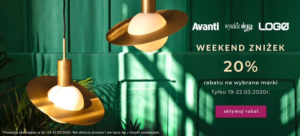 9design: Weekend Zniżek 20% zniżki na designerskie meble, lampy i dodatki                         title=