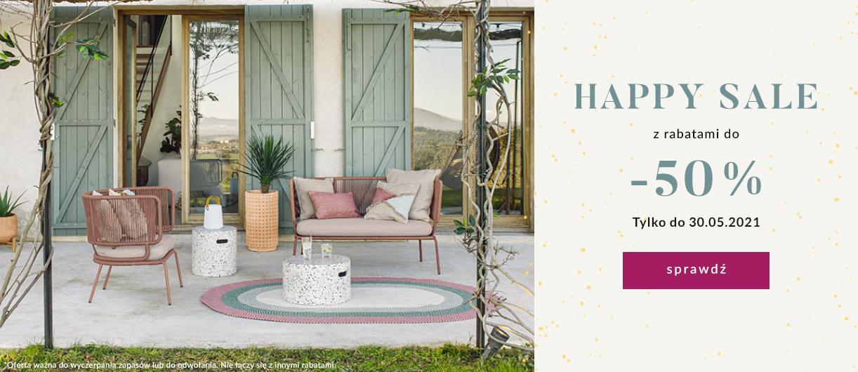 9design 9design: wyprzedaż do 50% rabatu na wyposażenie domu i ogrodu - Happy Sale