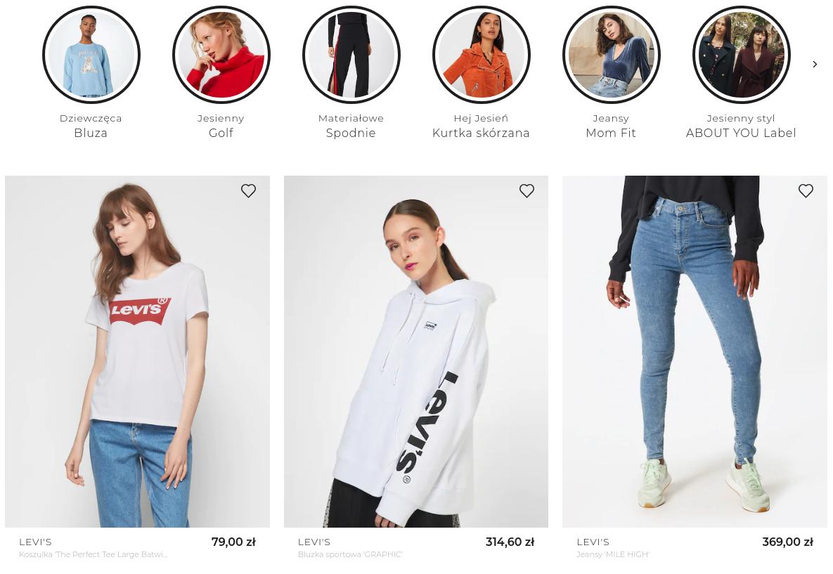 About You: 15% zniżki na odzież, bieliznę, buty i akcesoria