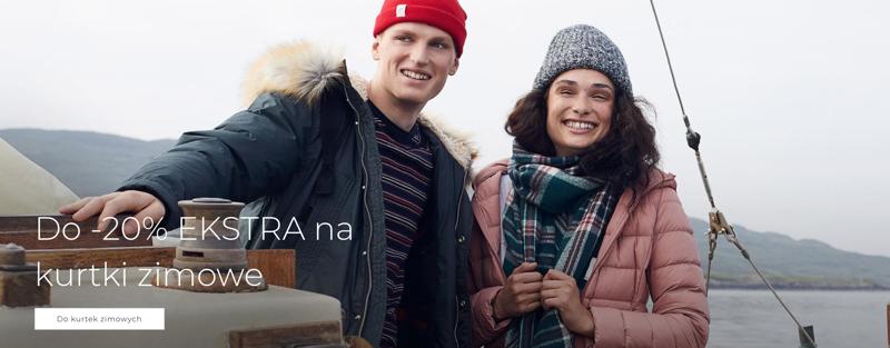 About You: do 20% zniżki na kurtki zimowe