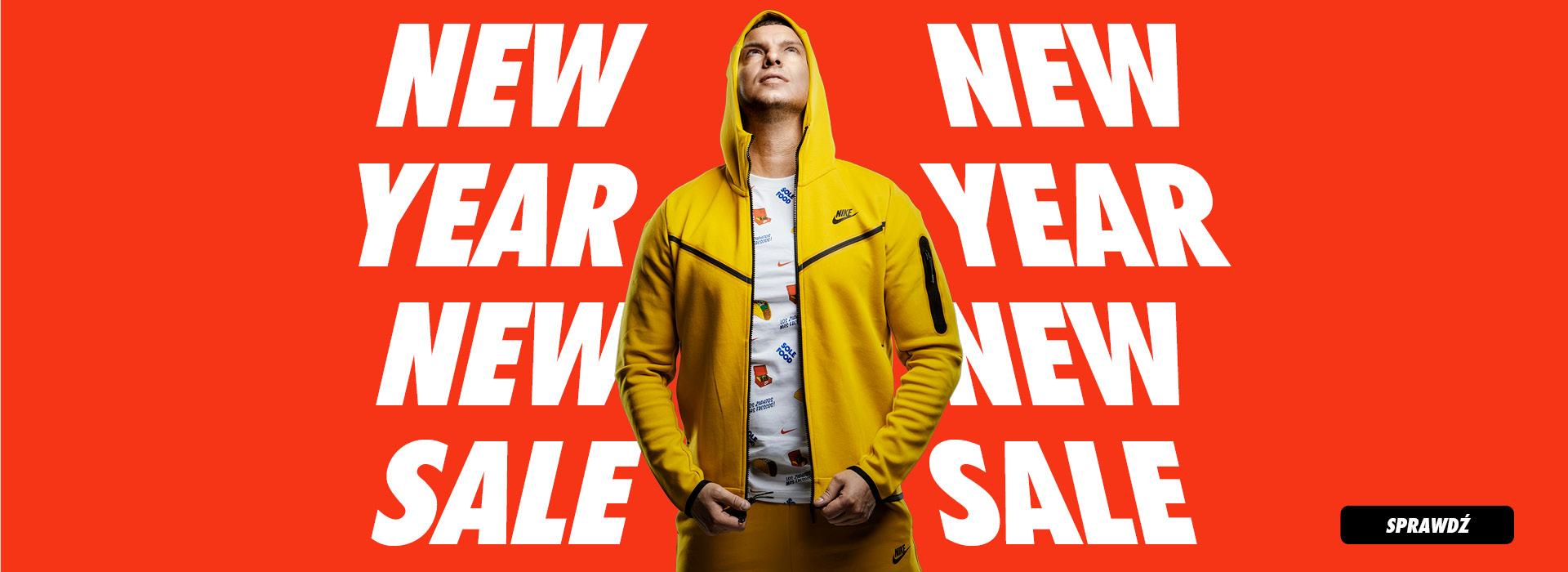 Adrenaline: wyprzedaż do 50% zniżki na odzież, obuwie i akcesoria sportowe znanych marek m.in. Nike, Adidas