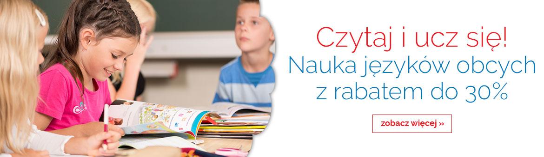 Ale Maluch: do 30% zniżki na książki do nauki języków obcych