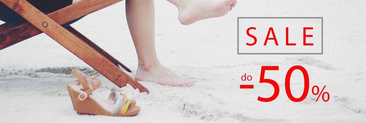 Alfasan: wyprzedaż do 50% zniżki na obuwie damskie