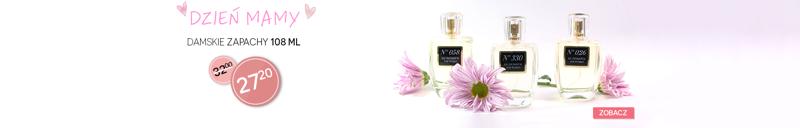 Ambra Ambra: na Dzień Mamy wszystkie damskie perfumy o pojemności 108 ml w cenie 27,20 zł