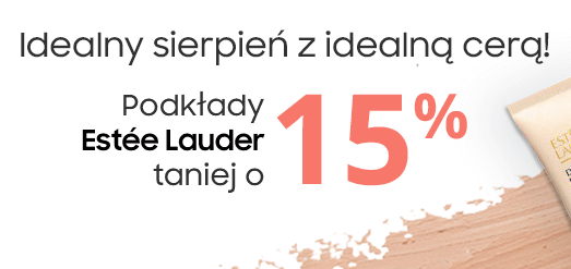 Amfora: 15% zniżki podkłady Estee Lauder