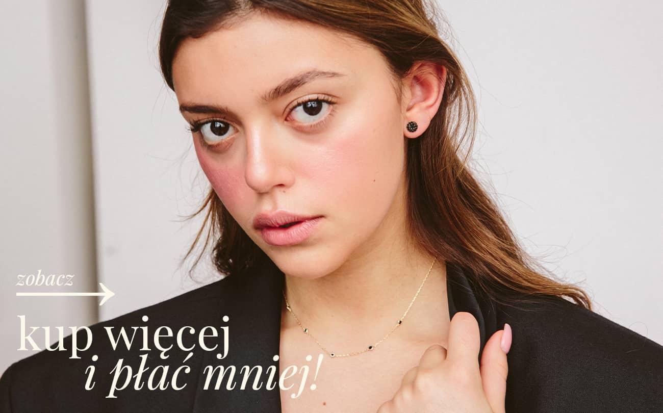 Ania Kruk: do 15% zniżki na wybrane modele biżuterii damskiej - więcej za mniej