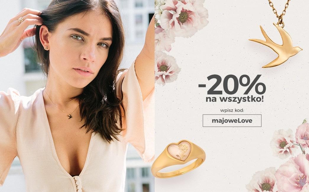 Ania Kruk: 20% rabatu na biżuterię                         title=