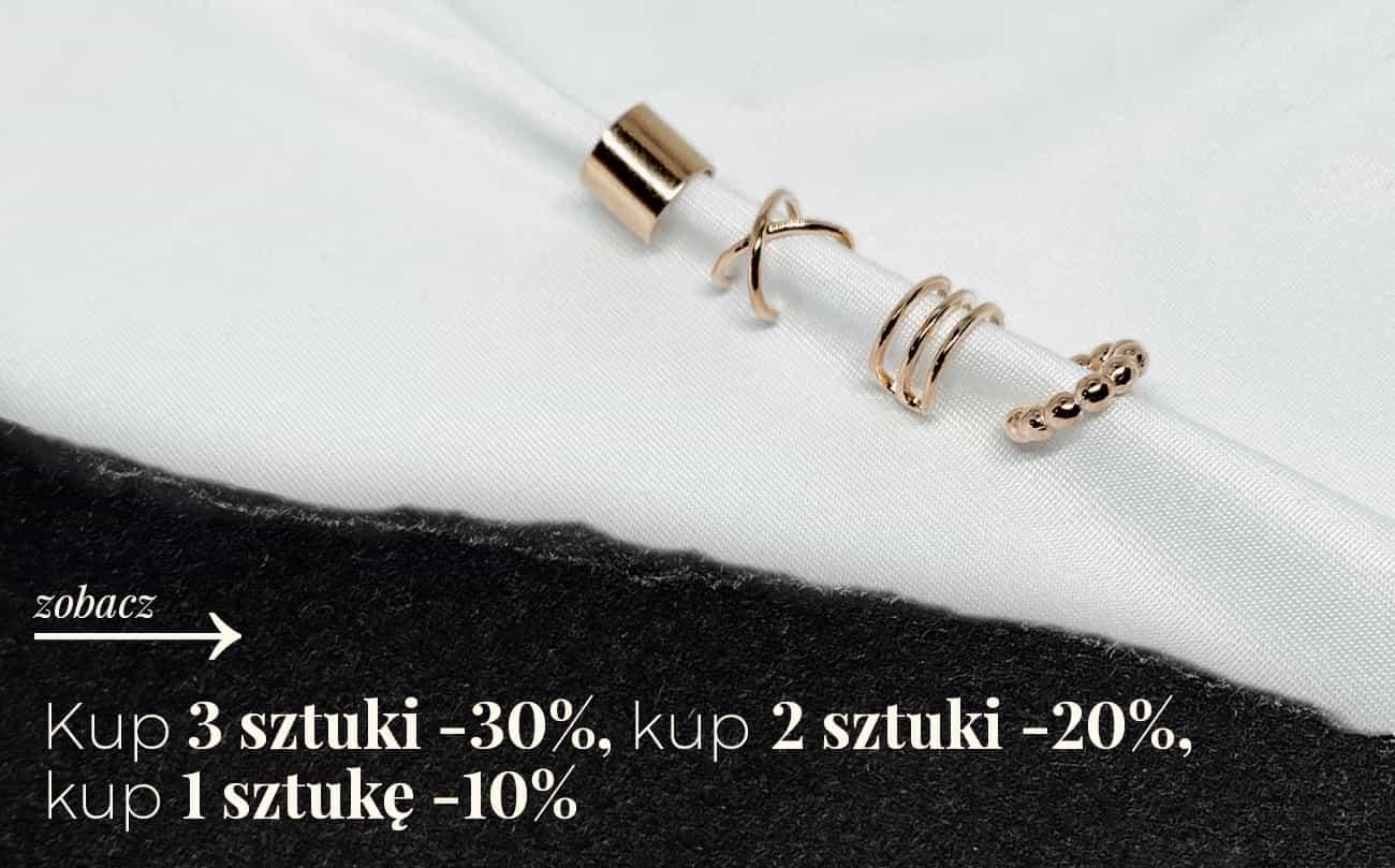 Ania Kruk: do 30% zniżki na biżuterię damską