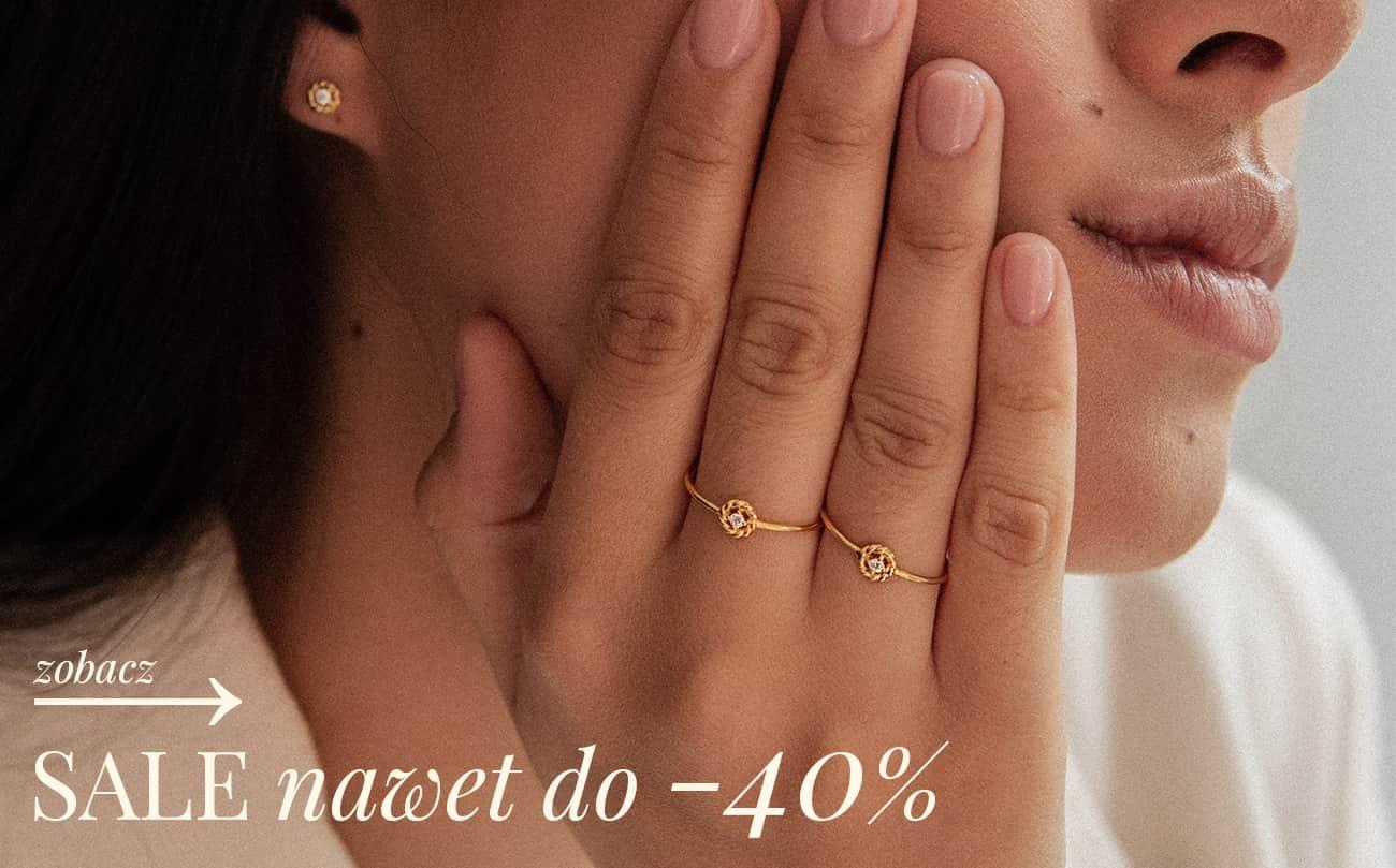 Ania Kruk: wyprzedaż do 40% zniżki na biżuterię damską