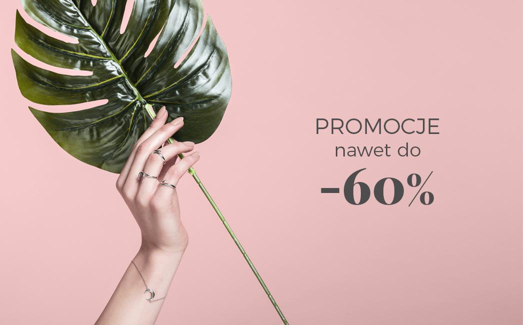 Ania Kruk: do 60% zniżki na biżuterię                         title=