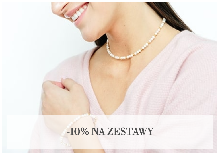 Ania Kruk: 10% rabatu na zestawy biżuterii                         title=