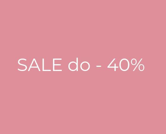 Ania Kruk: wyprzedaż do 40% zniżki na biżuterię