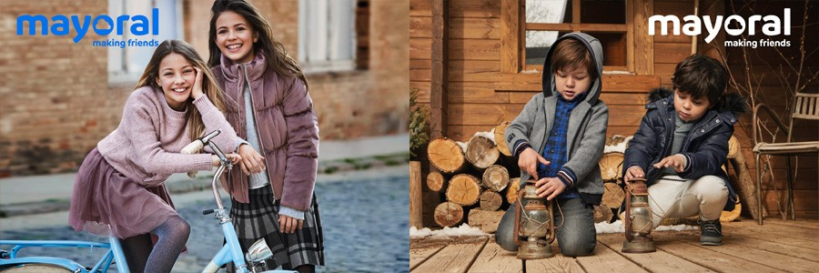Answear: wyprzedaż do 50% rabatu na odzież i obuwie dziecięce Mayoral