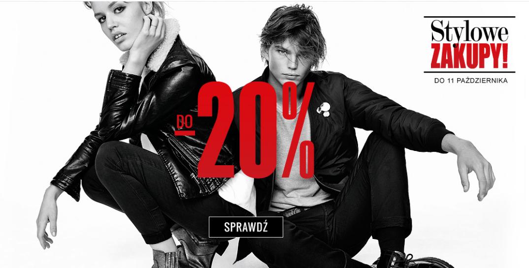 Answear: do 20% zniżki w ramach akcji Stylowe Zakupy