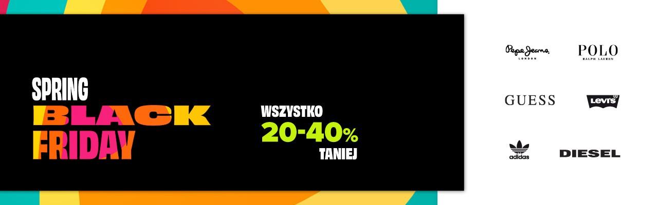 Answear: 20%-40% rabatu na wybrany assortment odzieży i obuwia znanych marek