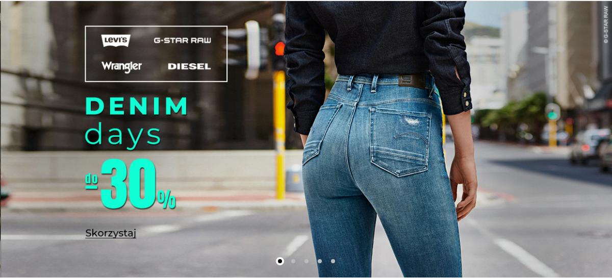 Answear: do 30% rabatu na odzież jeansową                         title=