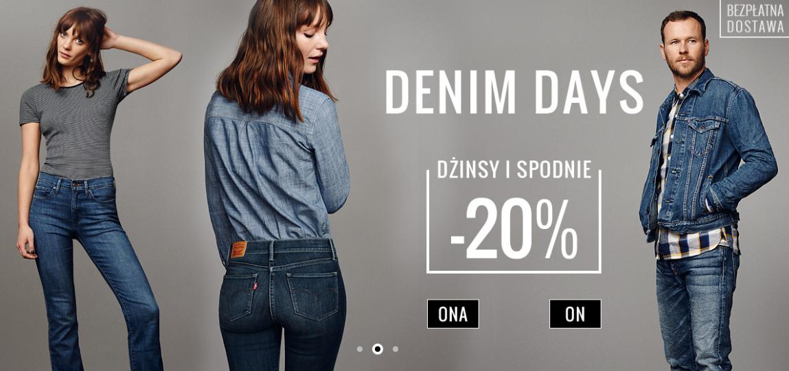 Answear: 20% rabatu na dżinsy i spodnie