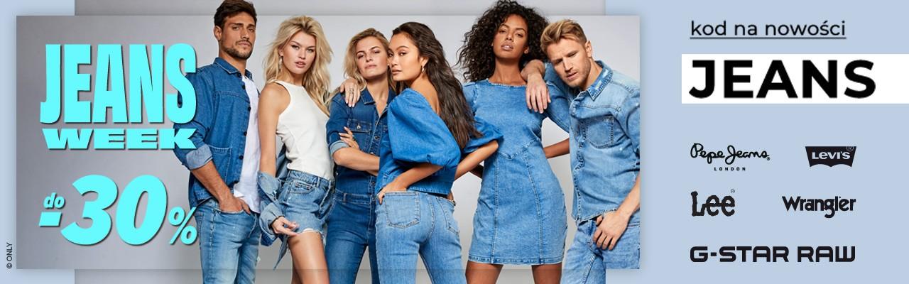 Answear Answear: Jeans Week do 30% zniżki na odzież jeansową