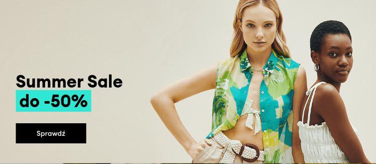 Answear: wyprzedaż do 50% zniżki na ubrania, buty oraz akcesoria damskie, męskie i dziecięce