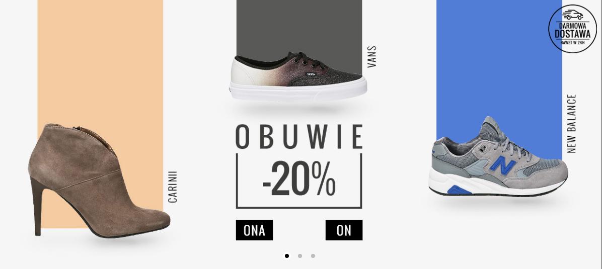 Answear: 20% zniżki na obuwie