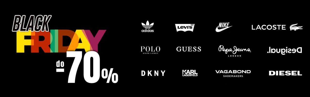 Answear: Black Friday do 70% rabatu na tysiące markowych produktów z kolekcji damskiej, męskiej i dziecięcej