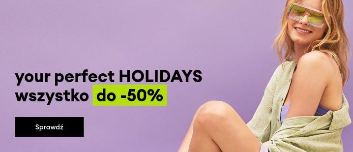 Answear: do 50% rabatu na odzież, obuwie oraz akcesoria znanych marek - your perfect hlidays