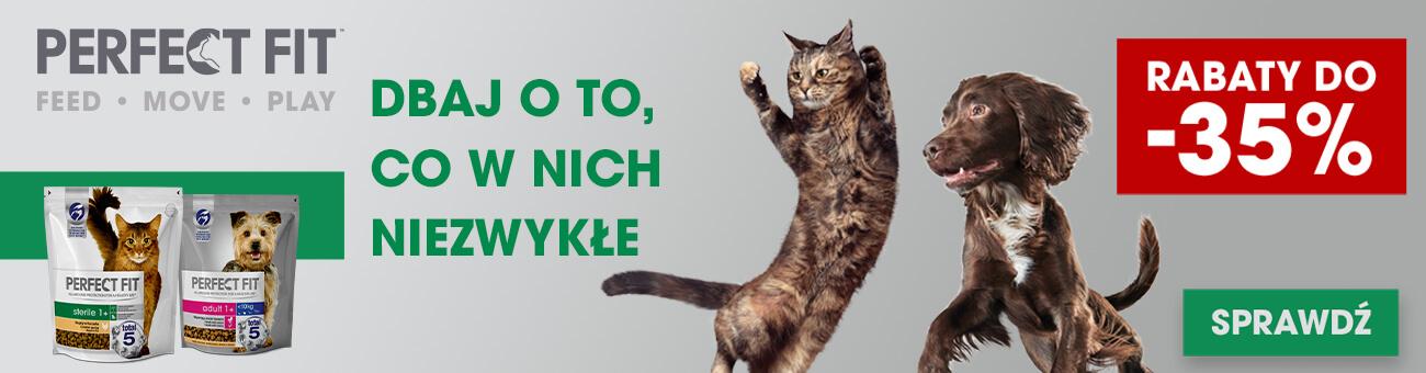 Apetete Apetete: do 35% rabatu na karmy dla psa i kota