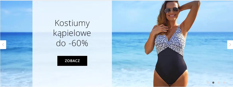 Astratex: do 60% rabatu na kostiumy kąpielowe                         title=