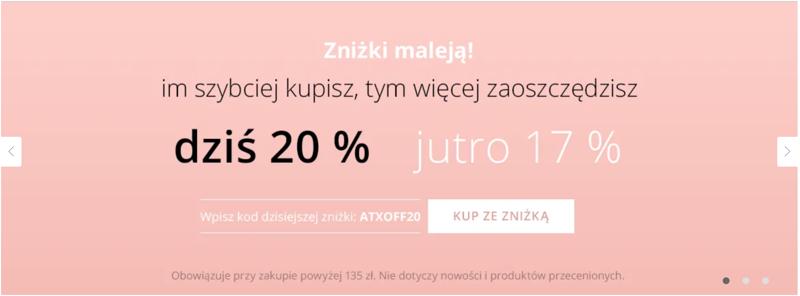 Astratex: 20% rabatu na bieliznę damską, męską i dziecięcą                         title=