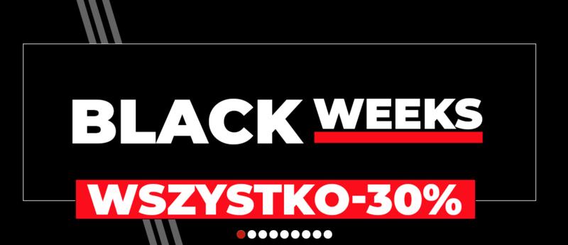 Black Weeks Aurore: 30% rabatu na okulary korekcyjne i przeciwsłoneczne