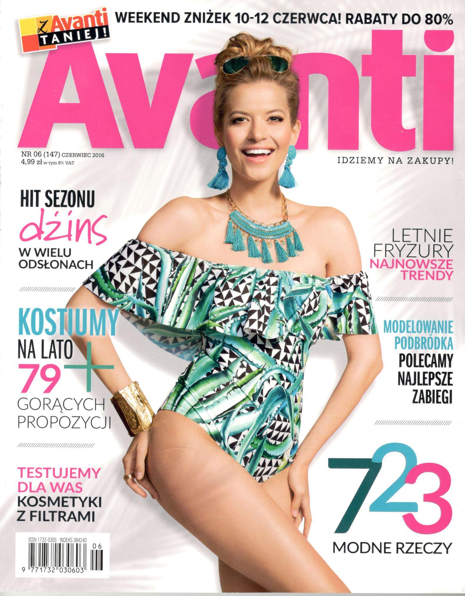 Weekend Zniżek z Avanti w całej Polsce 10-12 czerwca 2016