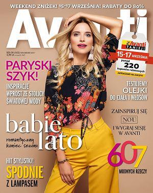 Weekend Zniżek z magazynami Avanti i Logo w całej Polsce 15-17 września 2017