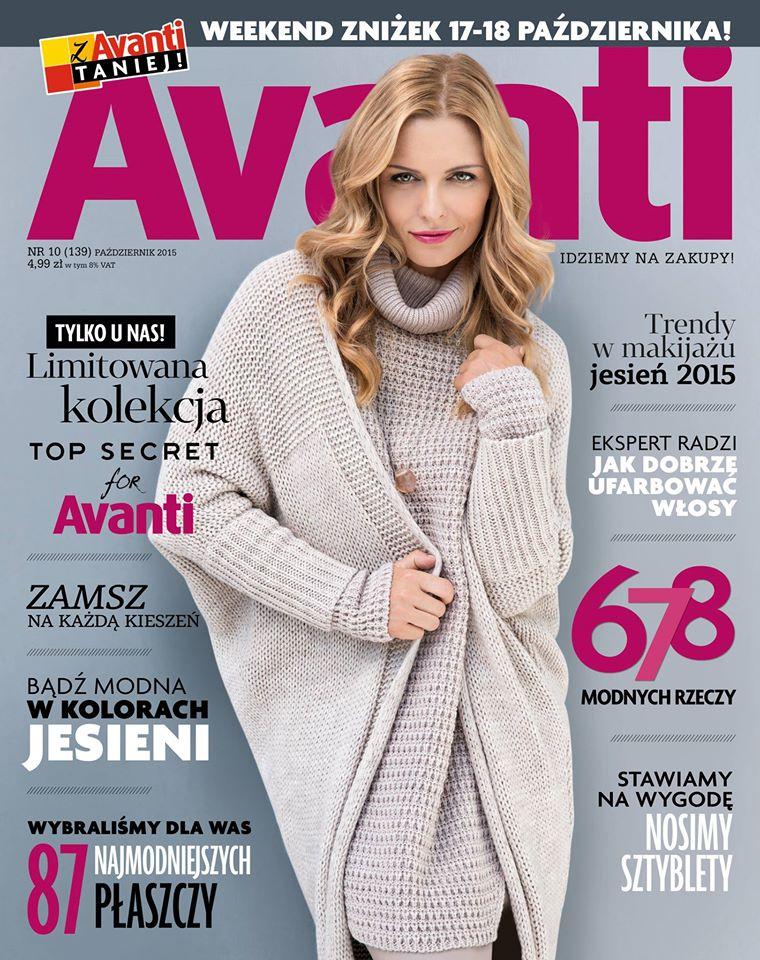 Weekend Zniżek z Avanti w całej Polsce 17-18 października 2015