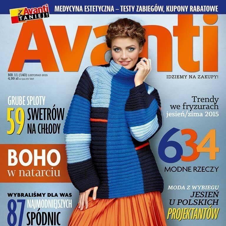 Avanti: kupony rabatowe w całej Polsce ważne nawet do 31 grudnia 2015