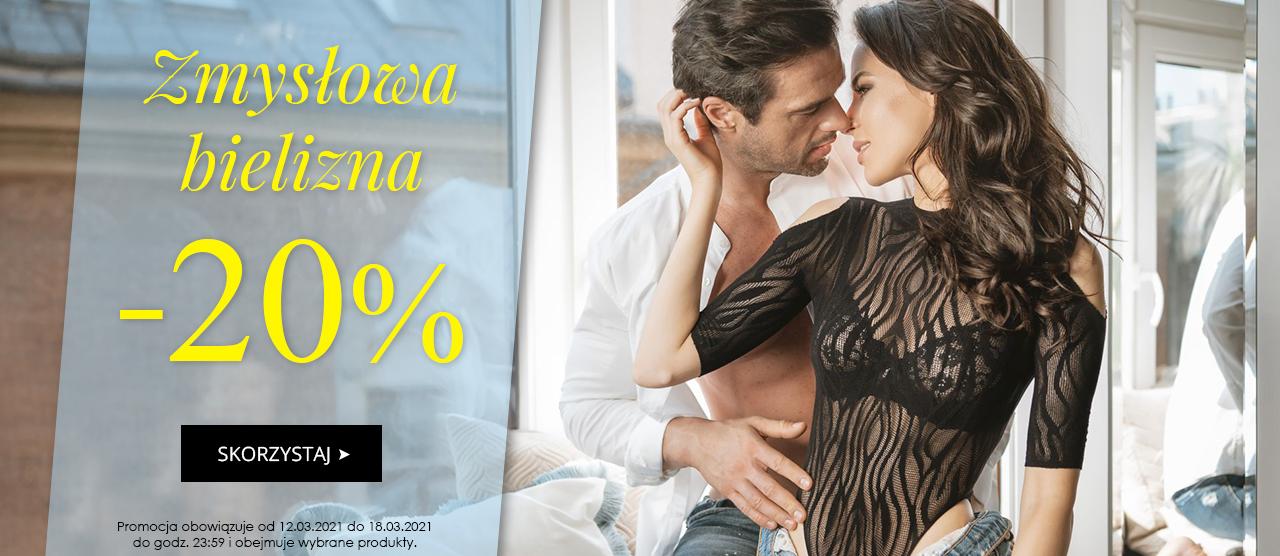 Avaro: 20% zniżki na zmysłową bieliznę