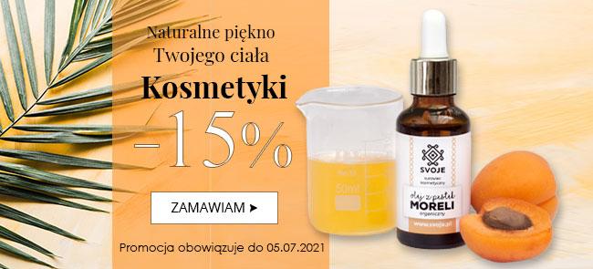 Avaro: 15% rabatu na kosmetyki naturalne