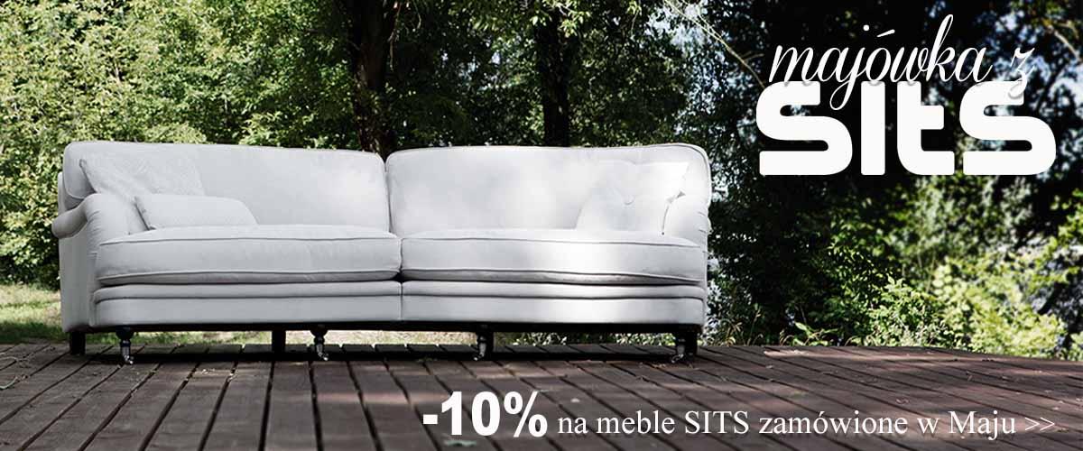 BBHome: 10% zniżki na meble Sits